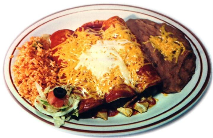 ---- Enchilada Dinner (large)