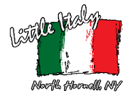 Little Italy. North Hornell, New York