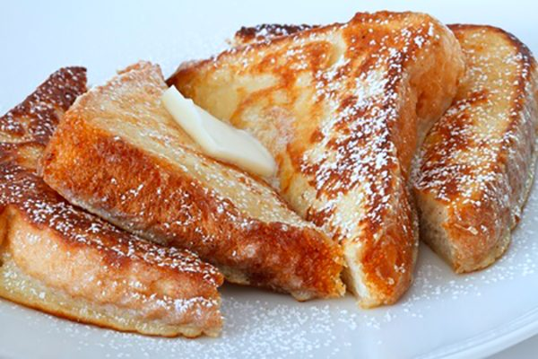 """""""Just 2"""" French Toast"""