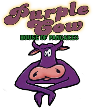 Purple Cow House Of Pancakes