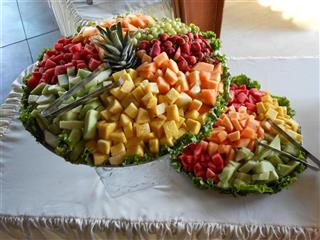 Catered Food & Platters