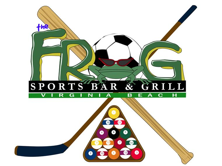 The Frog Sports Bar & Grill, Virginia Beach