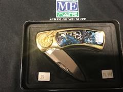 Name: #29 Feel the POWER Motorcycle Knife (3)