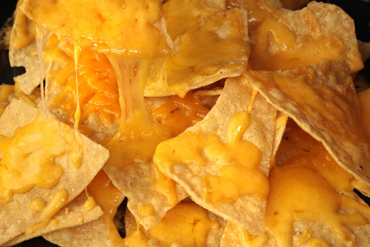 Nacho's with Cheese