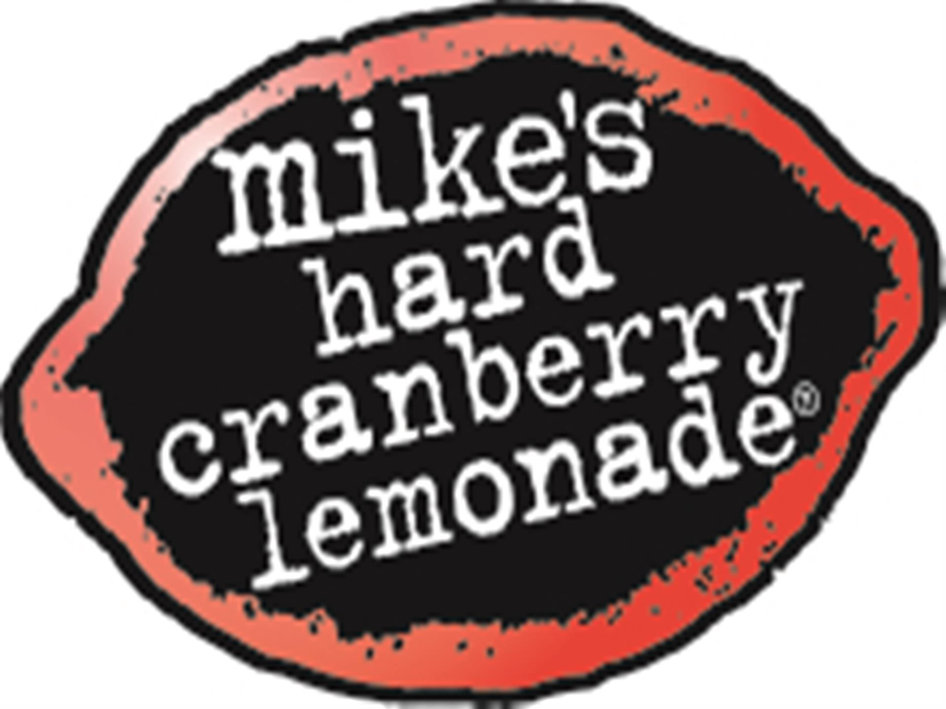 mikes hard cranberry lemonade logo