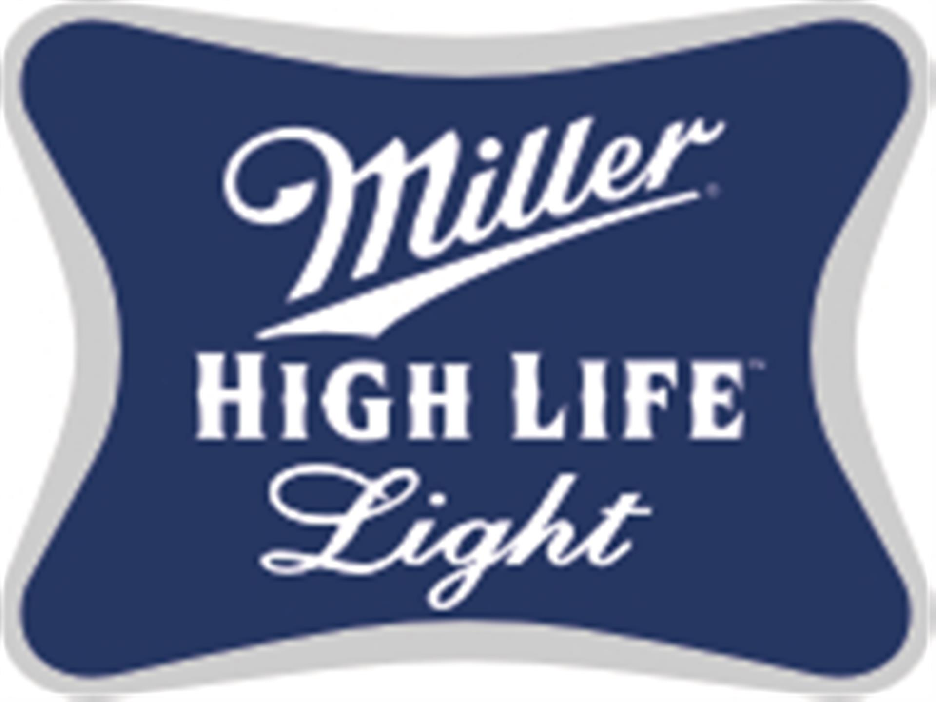miller high life light logo