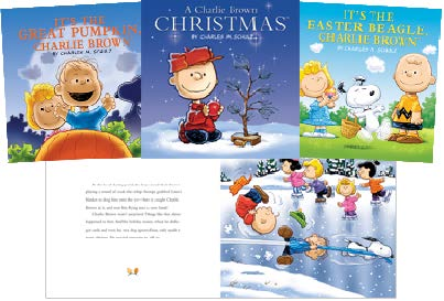 ---- Peanuts Picture Books 3 (large)