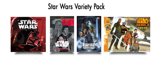 ---- Star Wars Variety Pack (large)