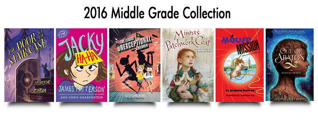 2016-Middle-Grade-Collection
