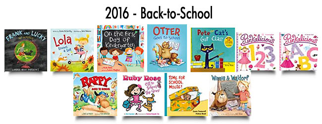 2016 Back-to-School