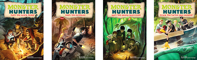 Monster Hunters – Set 2