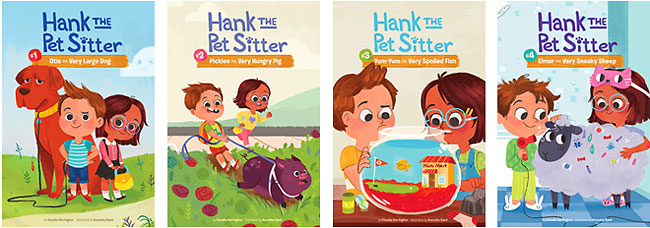 Hank the Pet Sitter
