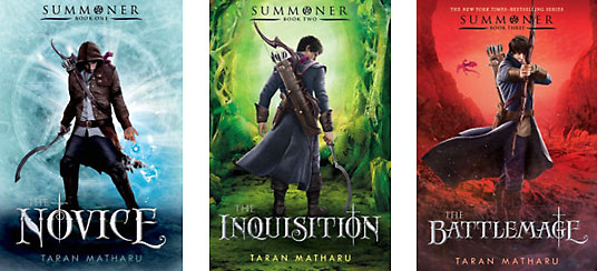 Summoner Trilogy