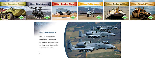 Military Aircraft & Vehicles