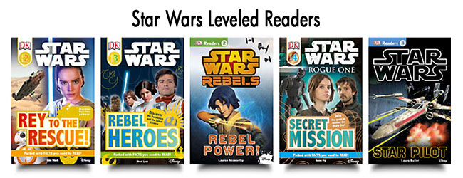 Star Wars Leveled Readers