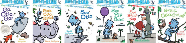 Adventures of Otto – Ready-to-Reads