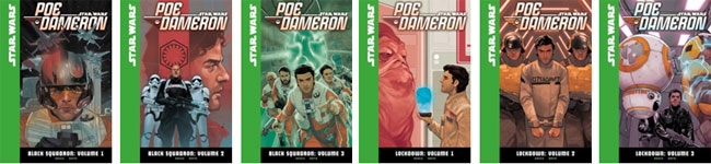 Star Wars – Po Dameron