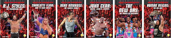 Wrestling Biographies