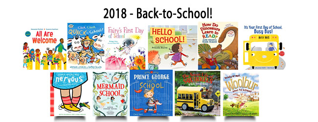 2018 - Back-to-School!