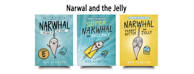 Narwal and the Jelly