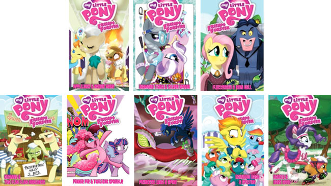 My Little Pony: Friends Forever Set 2