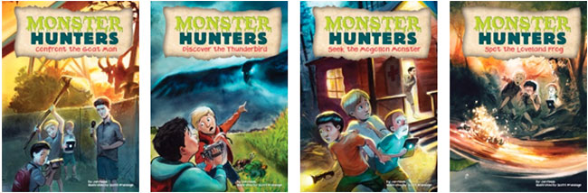 Monster Hunters – Set 3