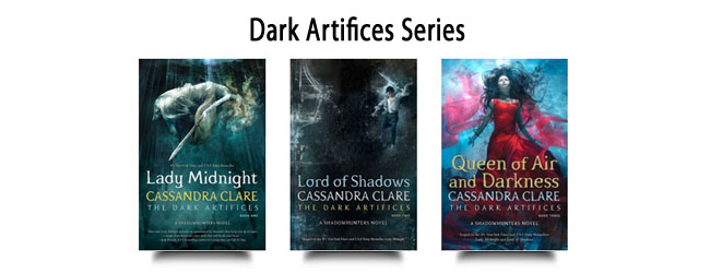 Dark Artifices Series