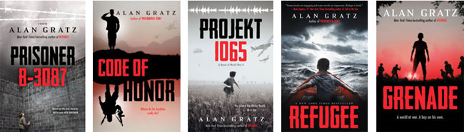 Alan Gratz Collection