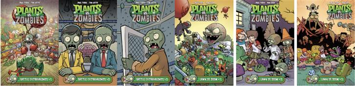 Plants vs. Zombies Set 3