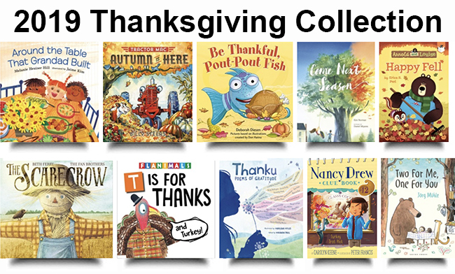 2019 Thanksgiving Collection