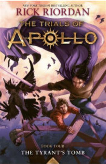 Trails of Apollo - Rick RiordanTILE
