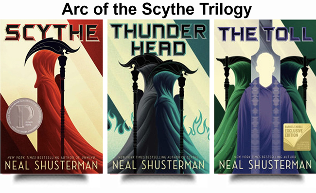 Arc of the Scythe Trilogy