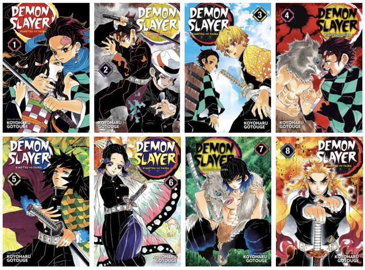 Demon Slayer Kimetsu no Yaiba