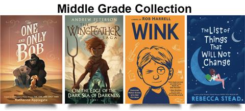Middle Grade Collection