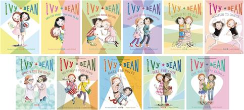 Ivy & Bean – Set 1 & 2