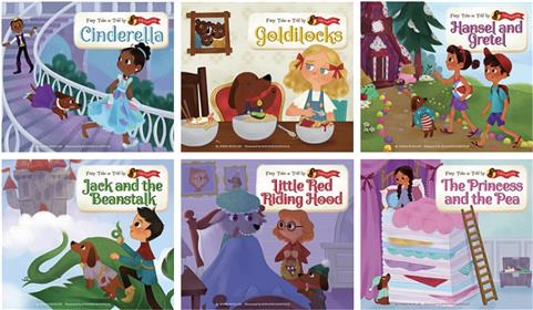 Fairy Tales as Told by Clementine