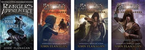 Royal Ranger Series – Ranger's Apprentice