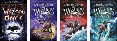 Wizards of Once Series