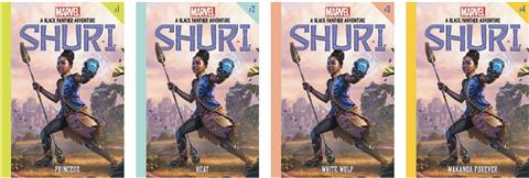 Black Panther Adventure: Shuri