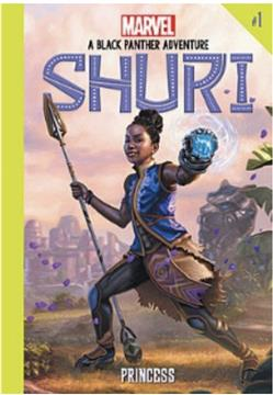 Black Panther Adventure:Shuri