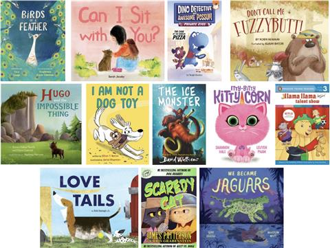 Tails & Tales – Summer Reading Assortment