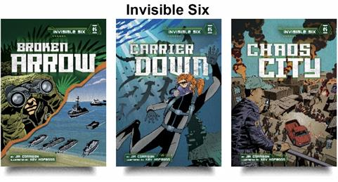 Invisible Six