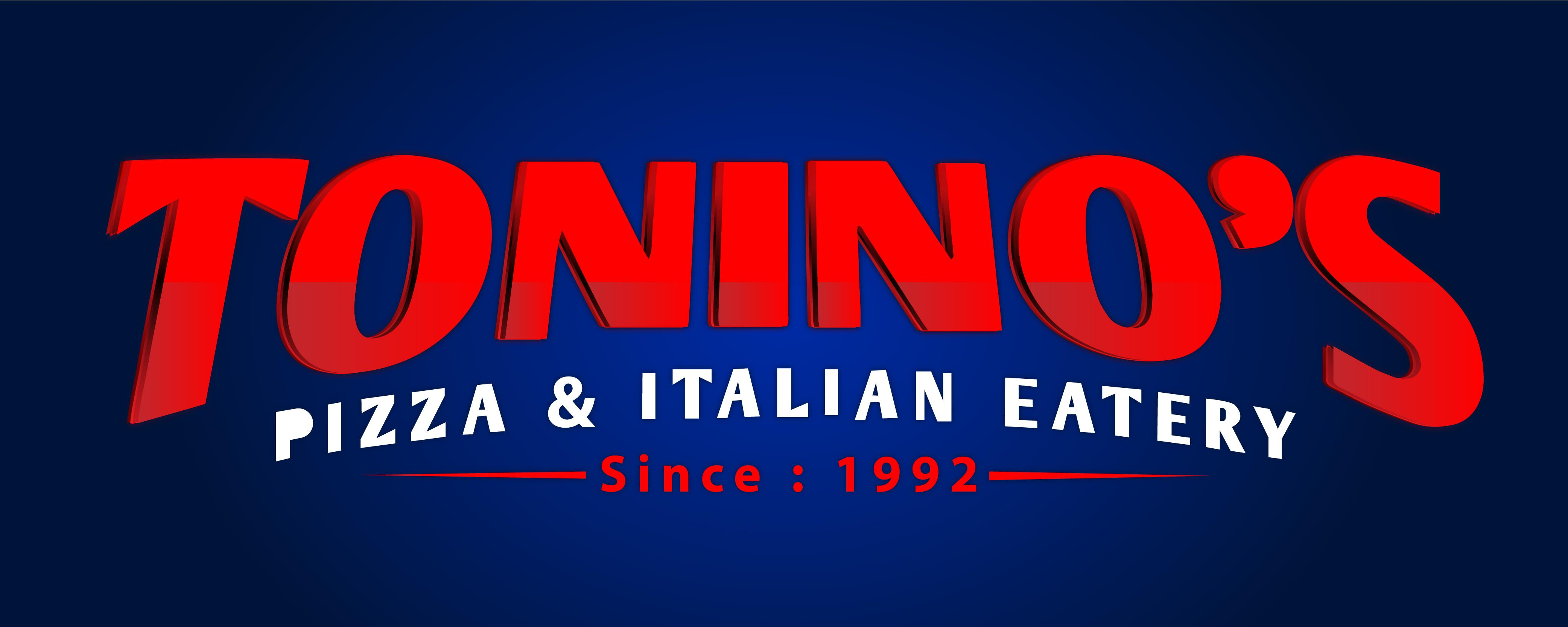 Tonino's Pizza & Italian Eatery (Since 1992)