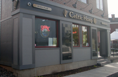The Celtic Harp Restaurant And Pub Home