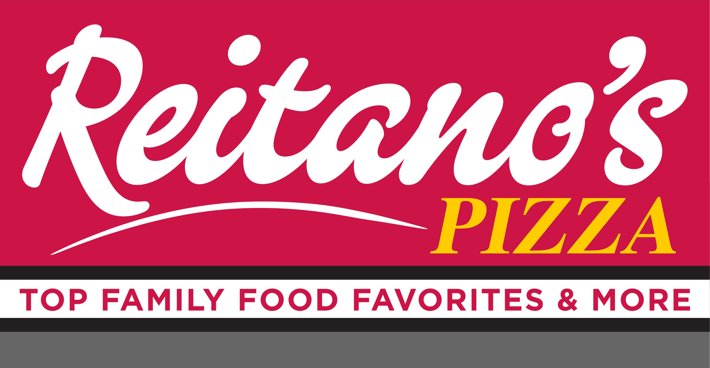 Reitano's Pizza Top Family Food Favorites & More