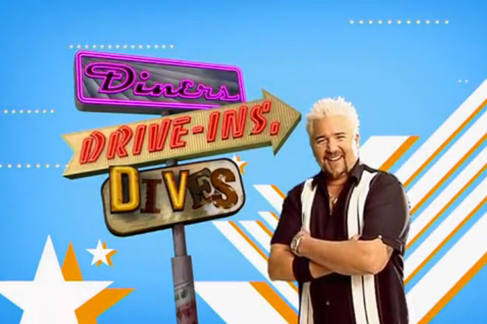 diners, drive-ins, and dives