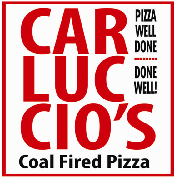 carluccio's coal fired pizza. pizza well done, done well!