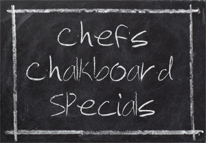 ---- Chef's Specials Small (large)