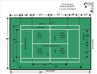 Court layout 1