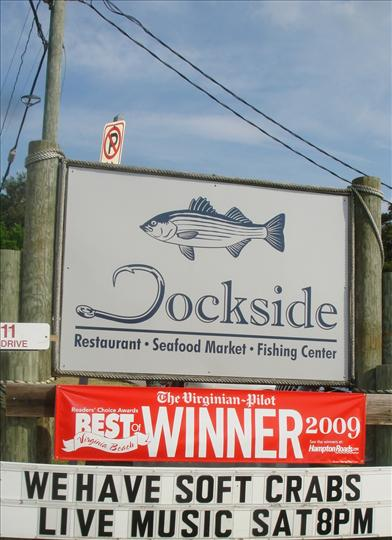 Dockside Restaurant And Marina Home